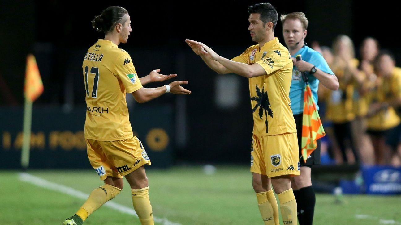 Former Liverpool star Luis Garca's impact still felt in A-League says ... - ESPN FC