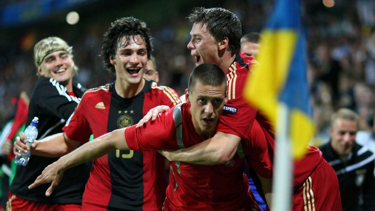 Sandro Wagner Germany U21s