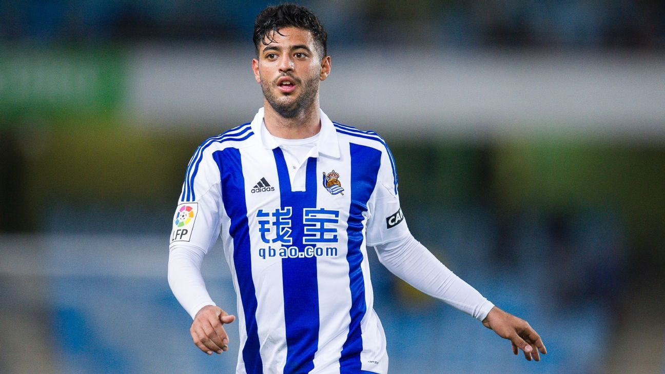After a disappointing 2015, there are signs of life from Real Sociedad striker Carlos Vela in the early stages of 2016.