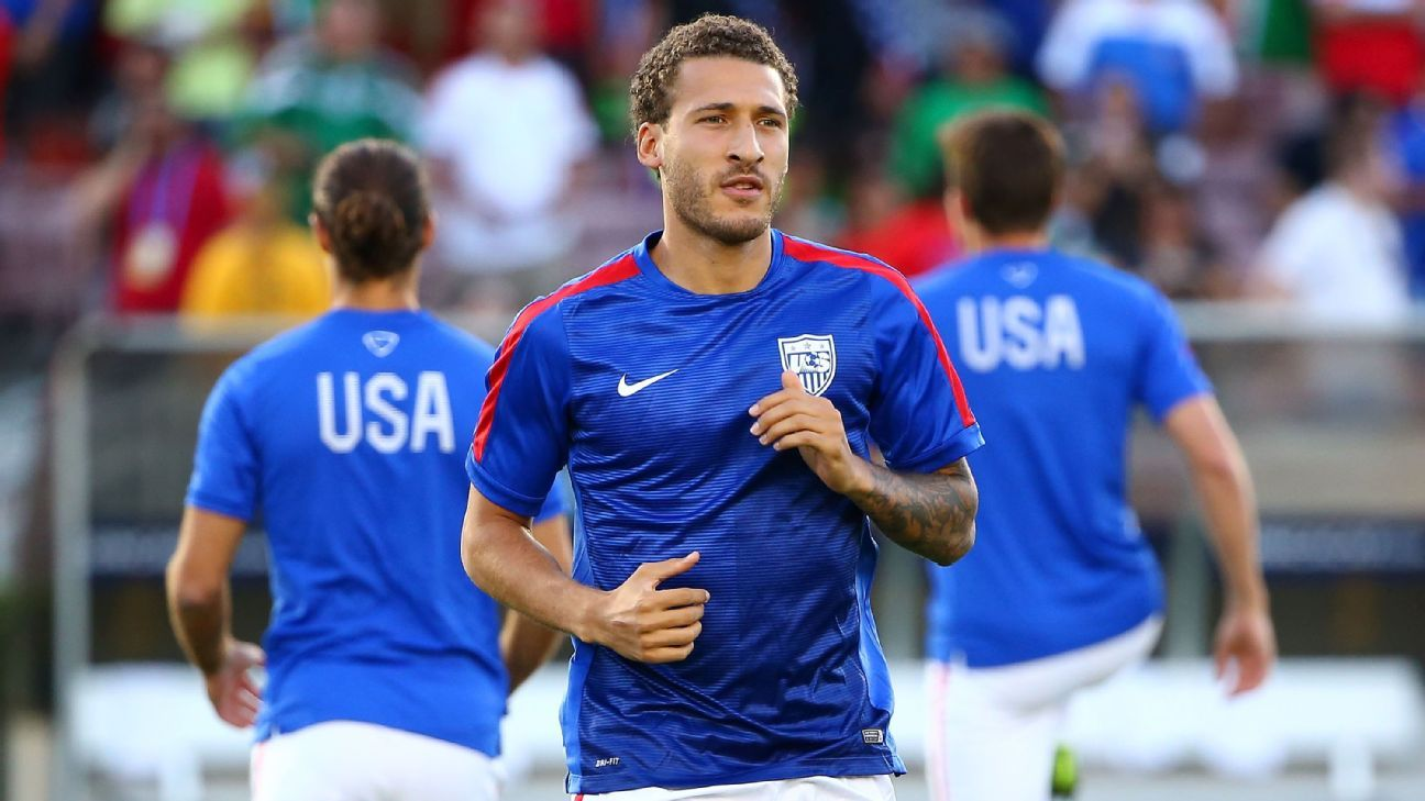 Will Fabian Johnson play in a fullback position or a midfield role against Argentina?