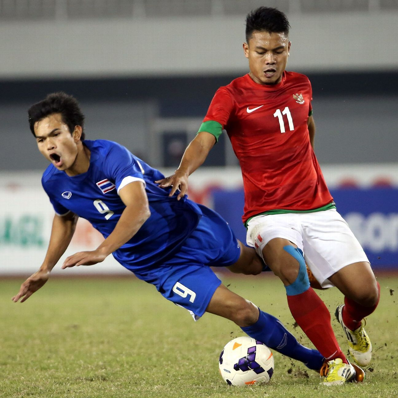 Dedi Kusnandar of Indonesia