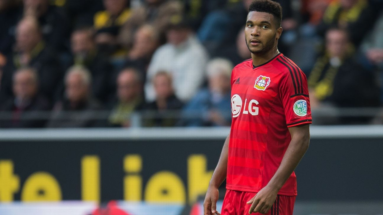 Bayer Leverkusen centre-back Jonathan Tah would be a welcomed addition for the Manchester City defence.