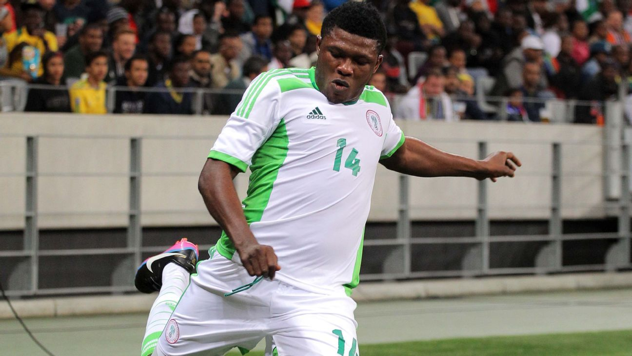 Gbolahan Salami is one of many promising Nigerian players who still ply their trade in the Nigerian Premier League.