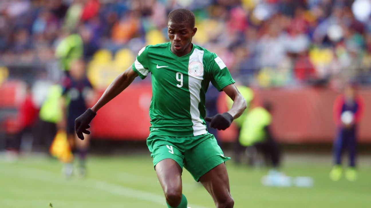 Victor Osimhen's form at youth level for Nigeria has prompted hope of a long international future