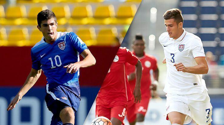 Both Christian Pulisic and Matt Miazga appear to have a very bright future with the U.S. national team.
