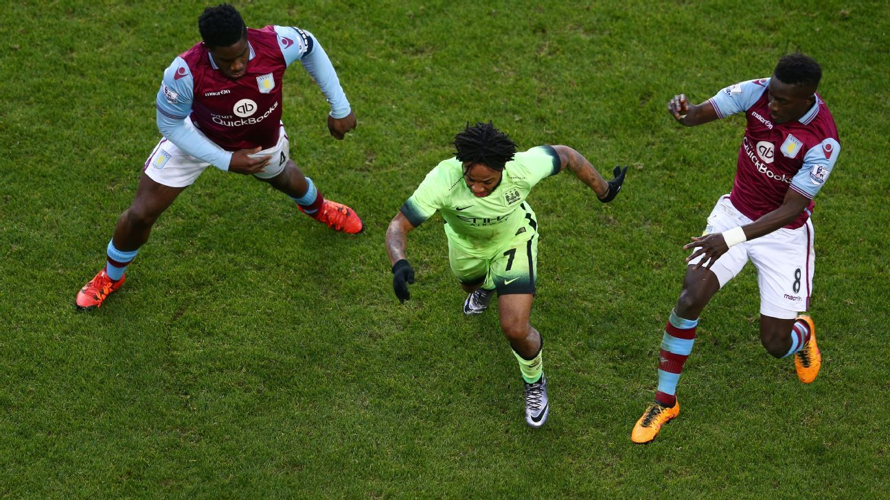 Aston Villa always looked a step slower than Manchester City in Saturday's 4-0 FA Cup defeat.