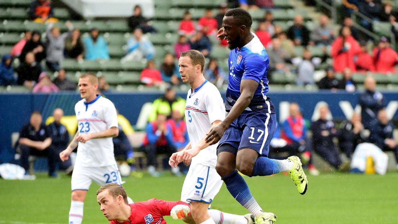 Jozy Altidore could not have asked for a better start to his 2016 than the opening goal for the U.S. against Iceland.