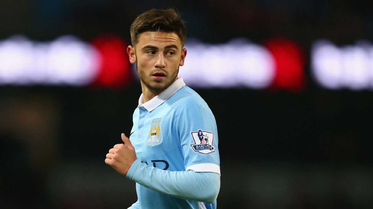 Patrick Roberts Manchester City