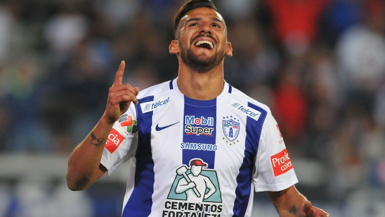 Franco Jara and Pachuca collected their third win of the season in decisive fashion against Monterrey.