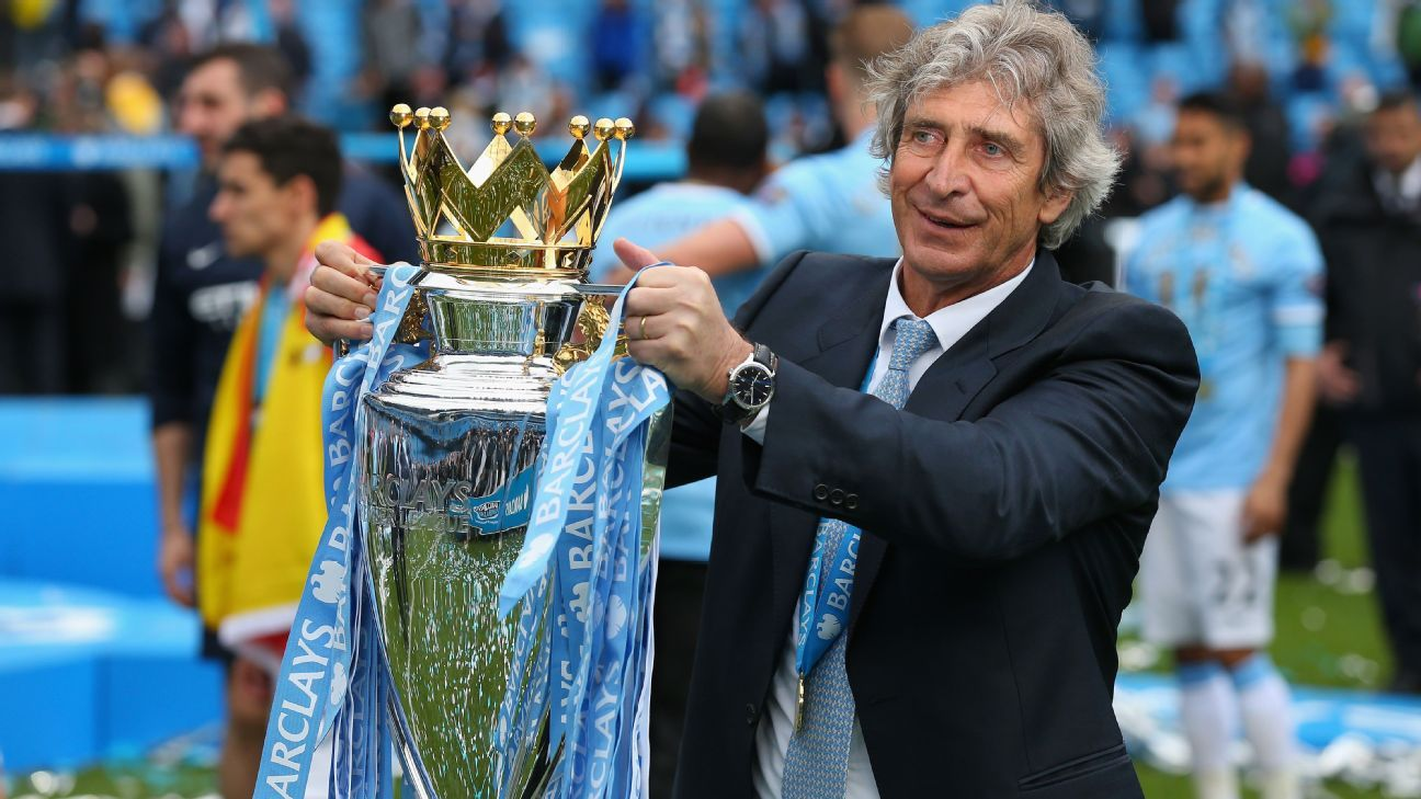 Manuel Pellegrini will be out to win his second Premier League title in three seasons prior to departing the club this summer.