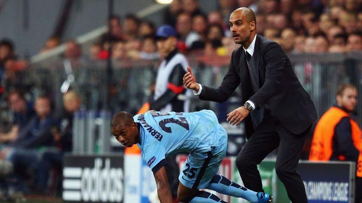 Guardiola. Nuevo entrenador del City.