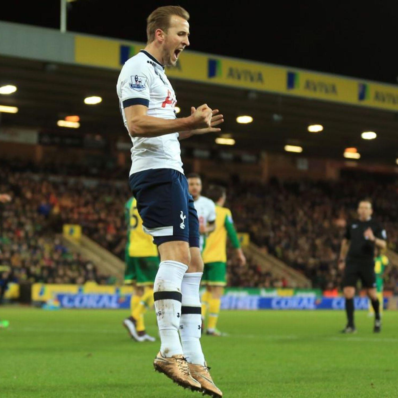 Tottenham 3 Fulham 1 Match Highlights Harry Kane Scores: Harry Kane Brace Leads Tottenham Past Norwich And Into