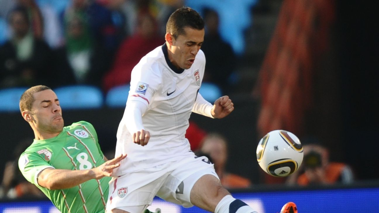 Gomez ditched MLS in early 2010 to join Puebla, and six months later found himself playing for the U.S. at the World Cup.