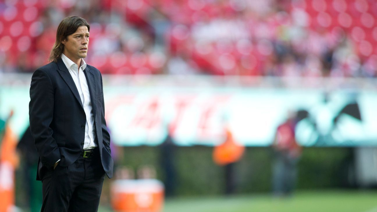 Matias Almeyda guided Chivas to Copa MX glory in 2015, but things in Liga MX have been a different story.