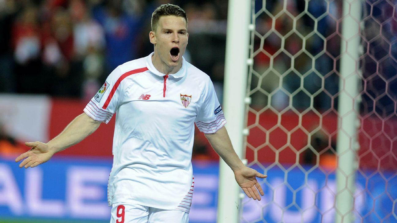 Sevilla warn Atletico Madrid and Barcelona off Kevin Gameiro ESPN FC