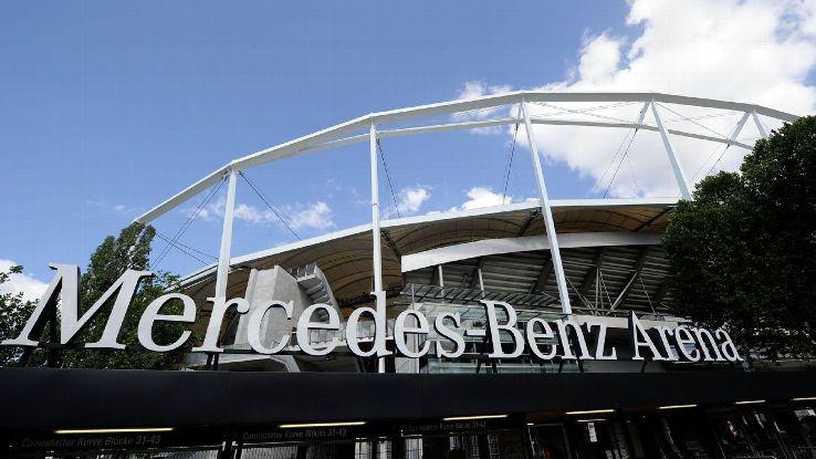Mercedes-Benz Arena Stuttgart