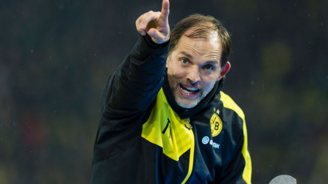 Thomas Tuchel's Borussia Dortmund will need to guard against complacency in Sunday's trip to Leverkusen.