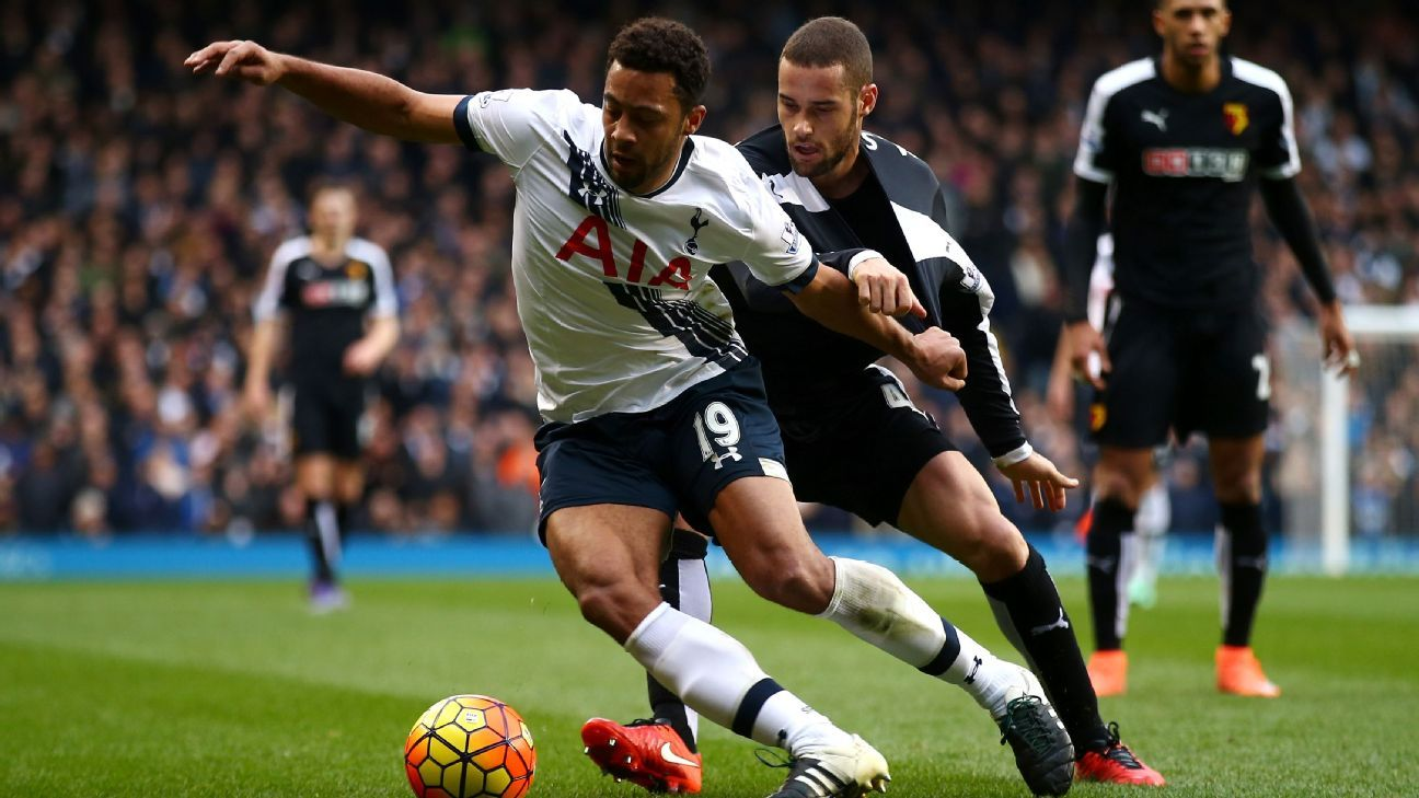 Mousa Dembele controlled the tempo for Tottenham in Saturday's 1-0 win over Watford.