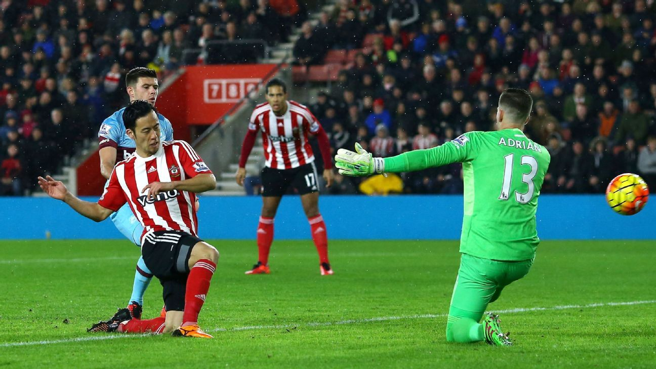 Defender Maya Yoshida delivered at both ends of the pitch for Southampton against West Ham.