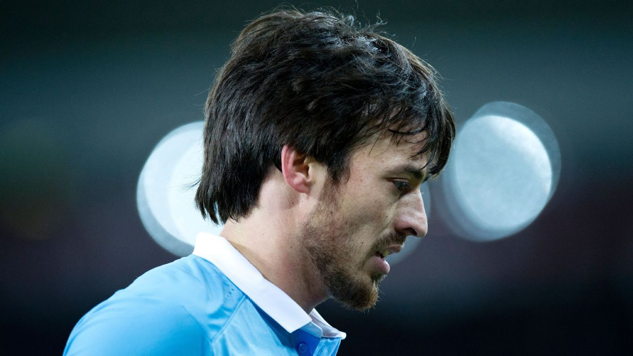 David Silva is known as one of City's more creative players, yet his recent form suggests otherwise.