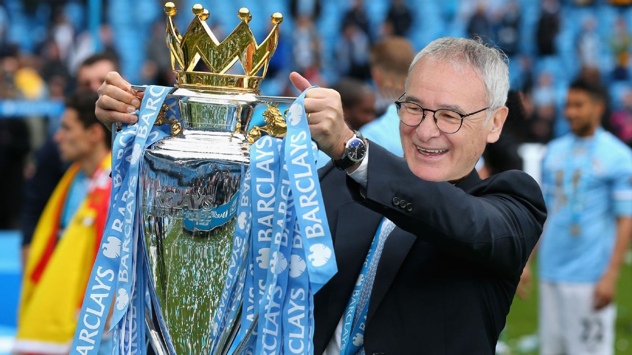 Image result for ranieri title