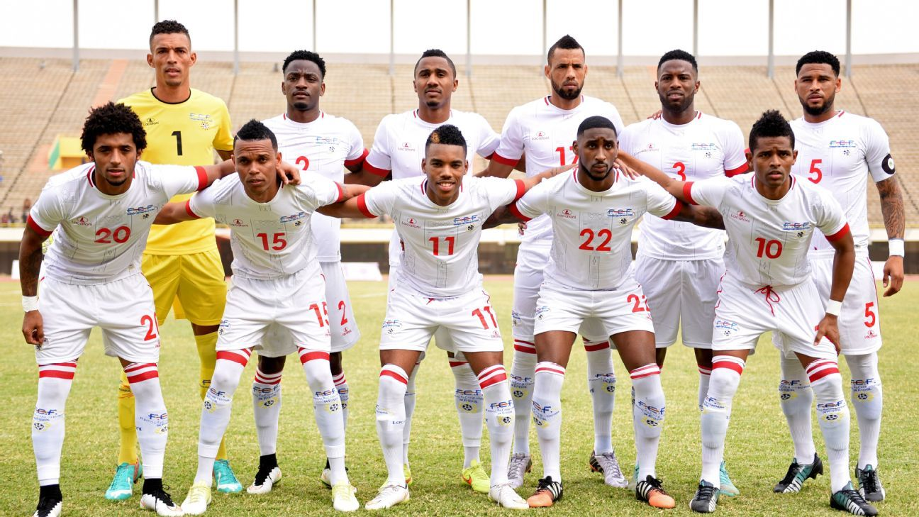 Cape Verde are hoping to reach their first World Cup in 2018 in Russia.