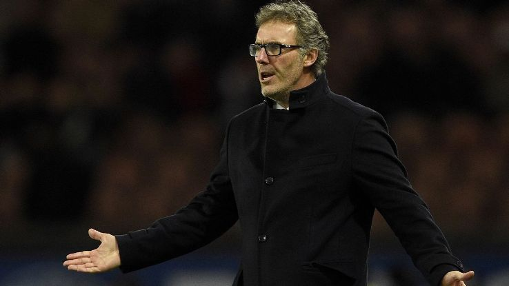 PSG own a 24-point lead atop the Ligue 1 table, but an early Champions League exit could mean trouble for manager Laurent Blanc.