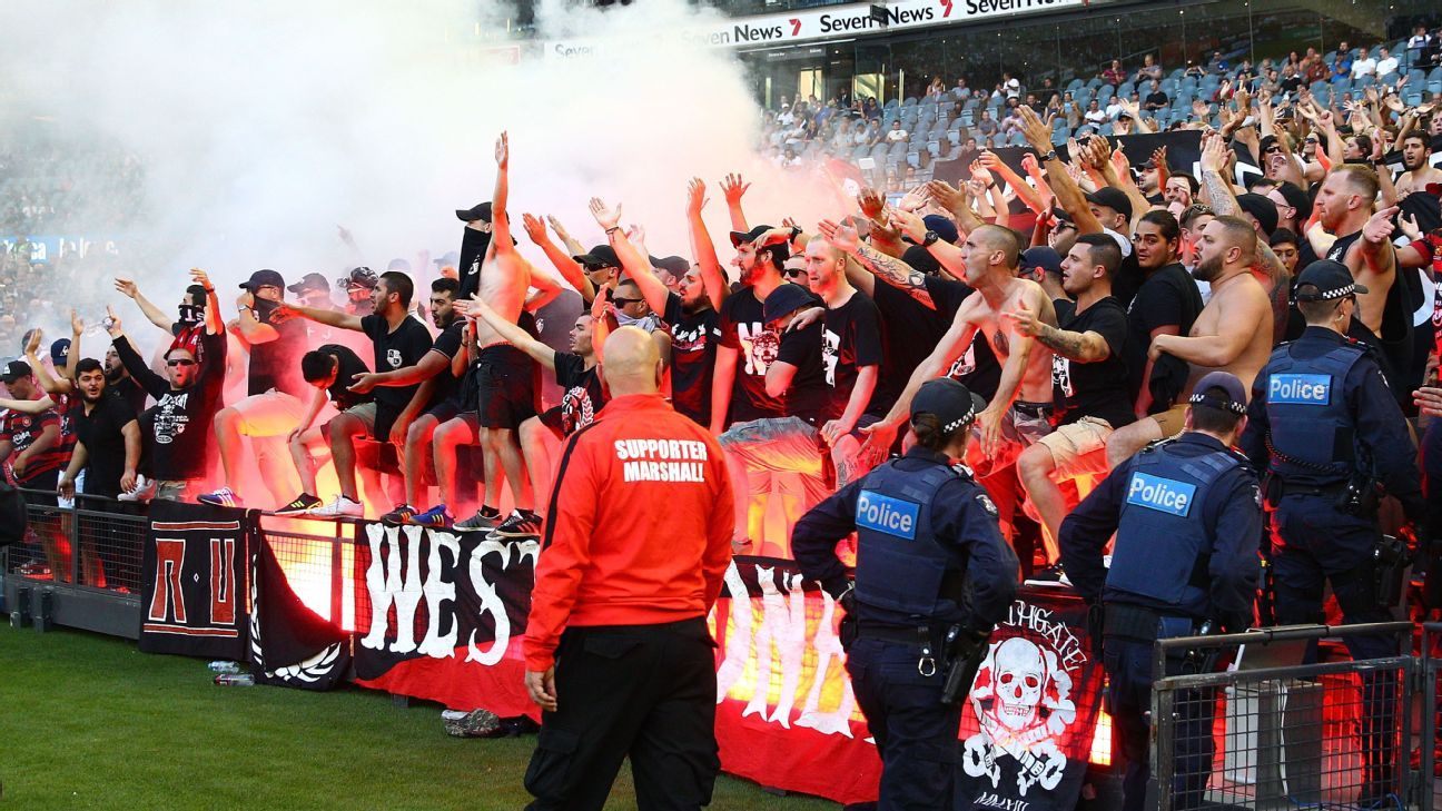 Wanderers fans