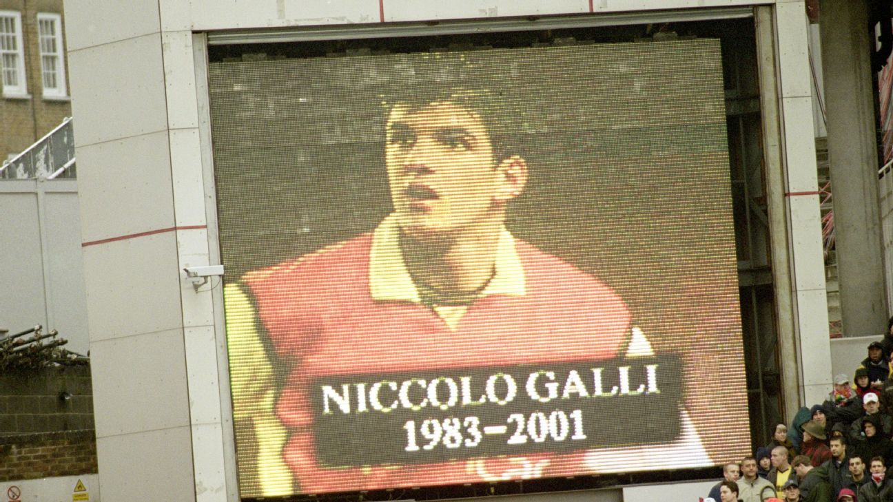 Niccolo Galli