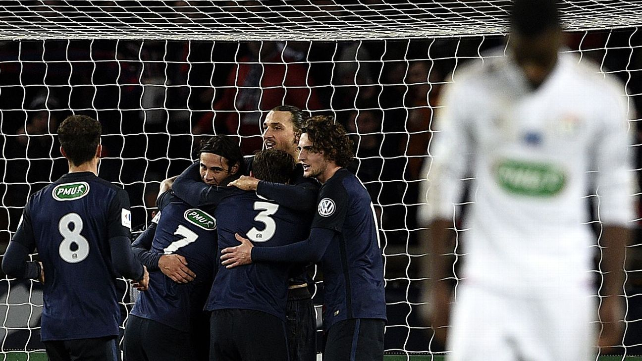 PSG will look to avoid any hangover from their Lyon loss against Saint-Etienne.