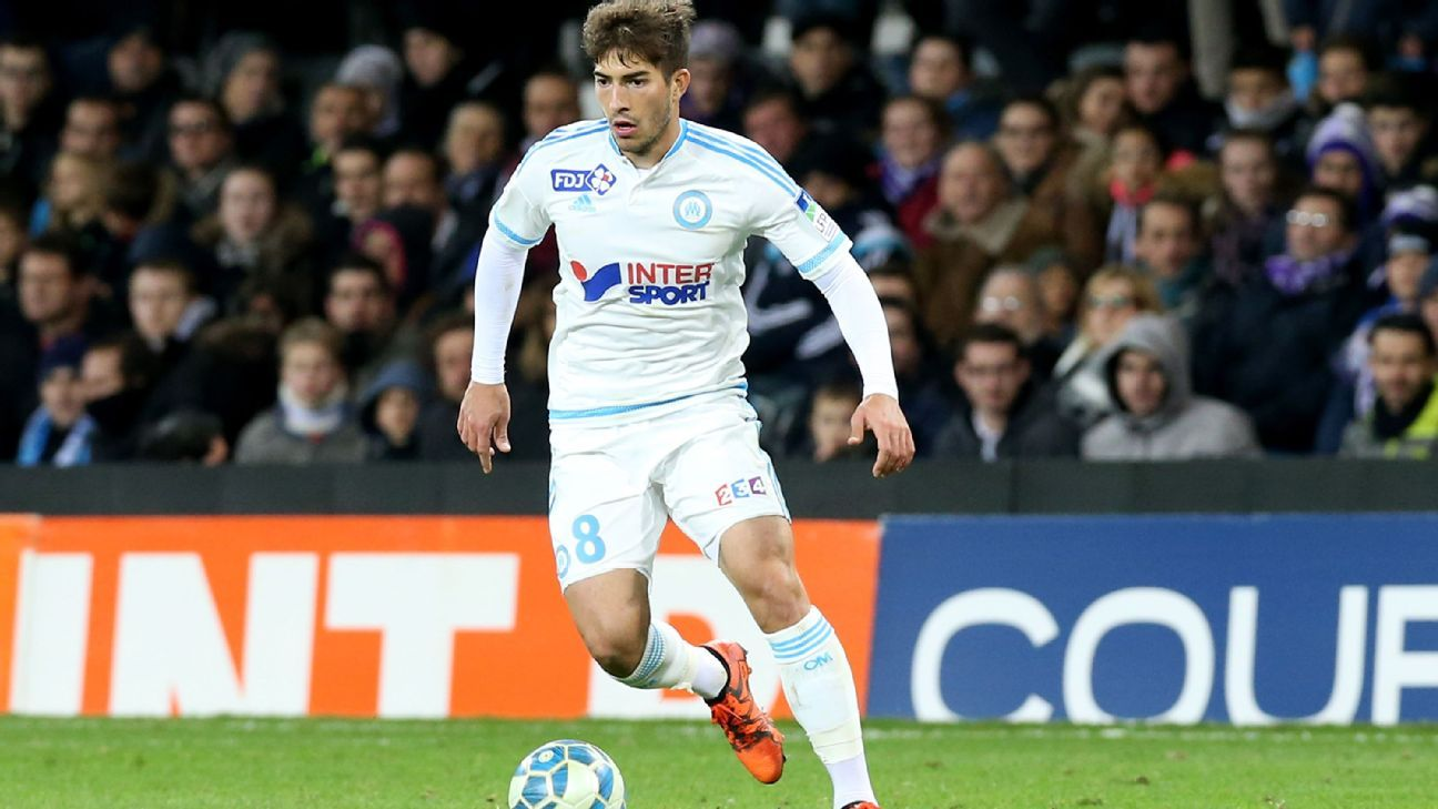 Hailed upon his arrival to Real Madrid, Lucas Silva never found his footing at the Bernabeu and is now on the outs at Marseille.