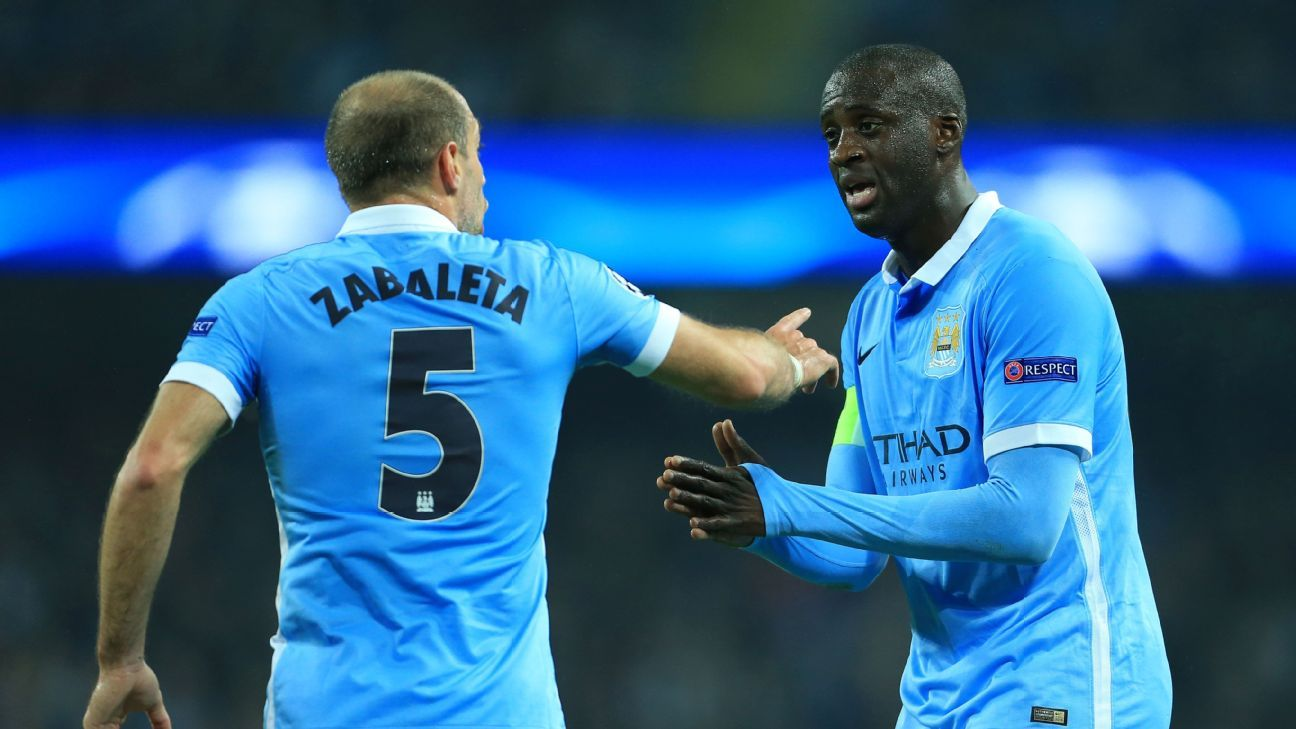 Zabaleta & Toure