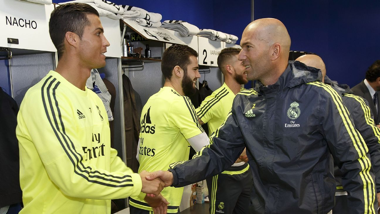 Zinedine Zidane the right manager for Real Madrid – Roberto Carlos