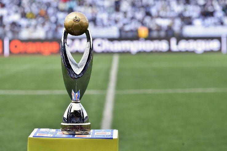 CAF Champions League trophy