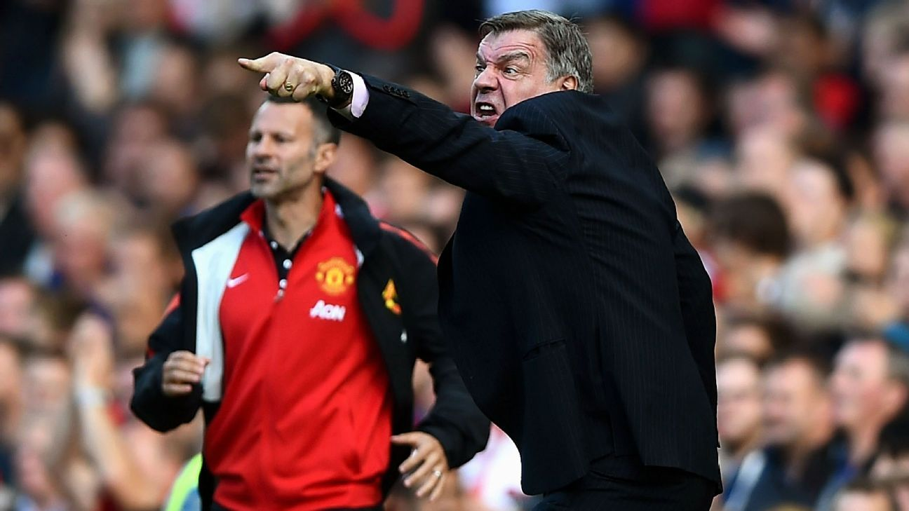 Manchester United should expect a dogfight from Sam Allardyce's Sunderland on Saturday.