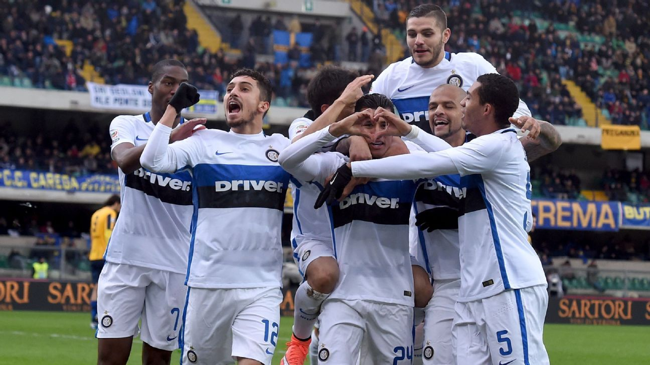Inter Milan will be hoping for some more good times on the road when they meet Fiorentina on Sunday.