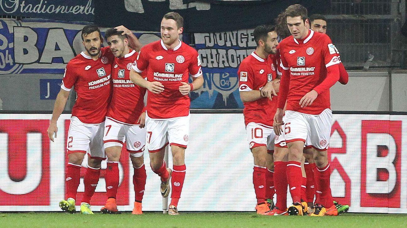 Mainz celeb vs Schalke 160212