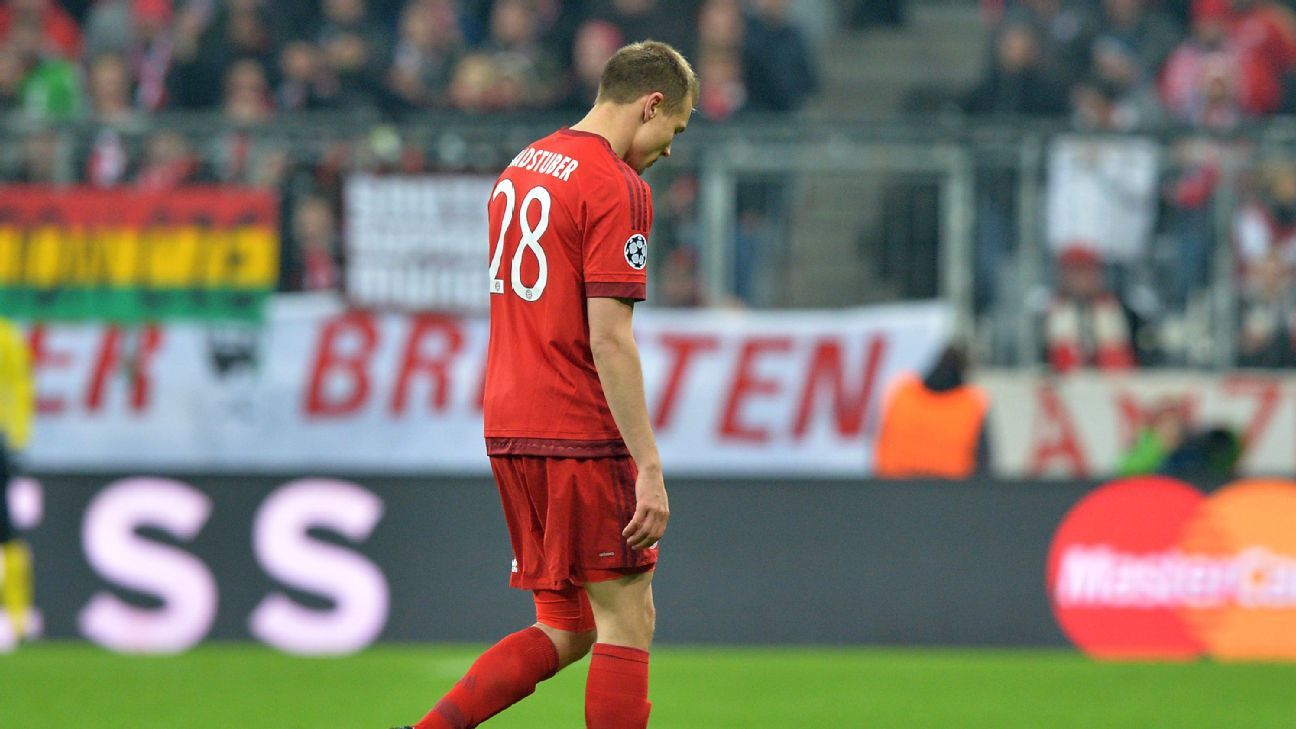 Badstuber woe Champions League
