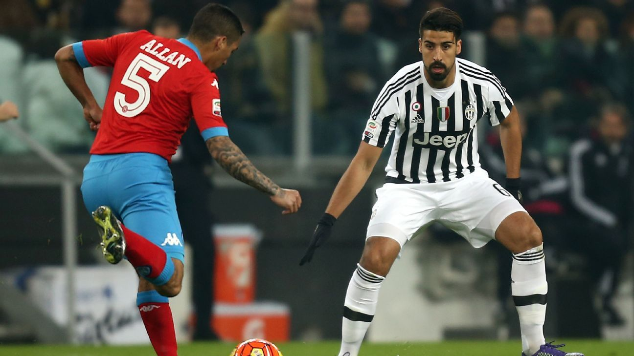 Juventus vs. Napoli