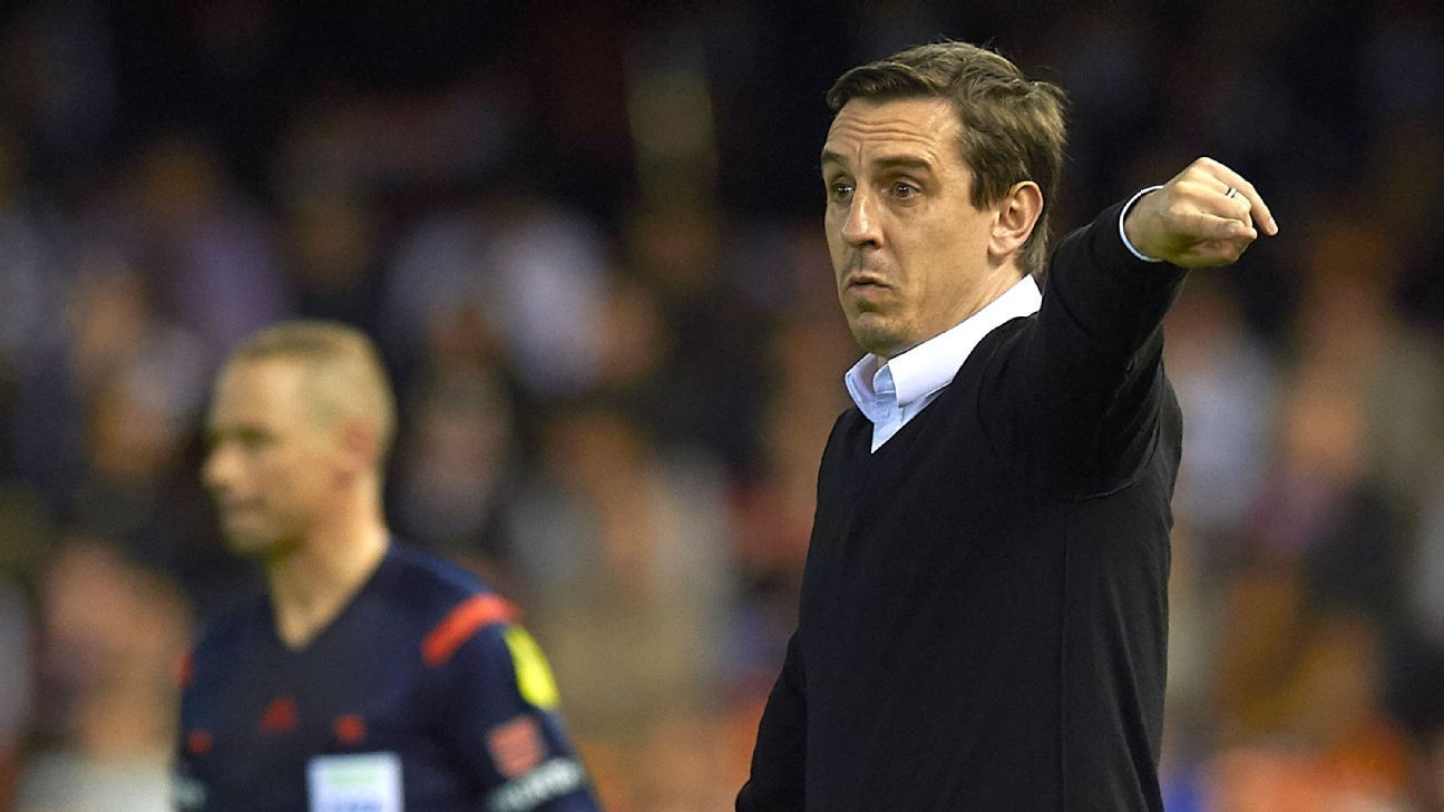 Neville win vs. Espanyol 160213
