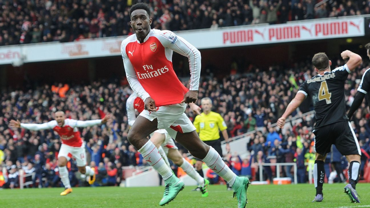 Former Manchester United man Danny Welbeck gave the Emirates a dose of