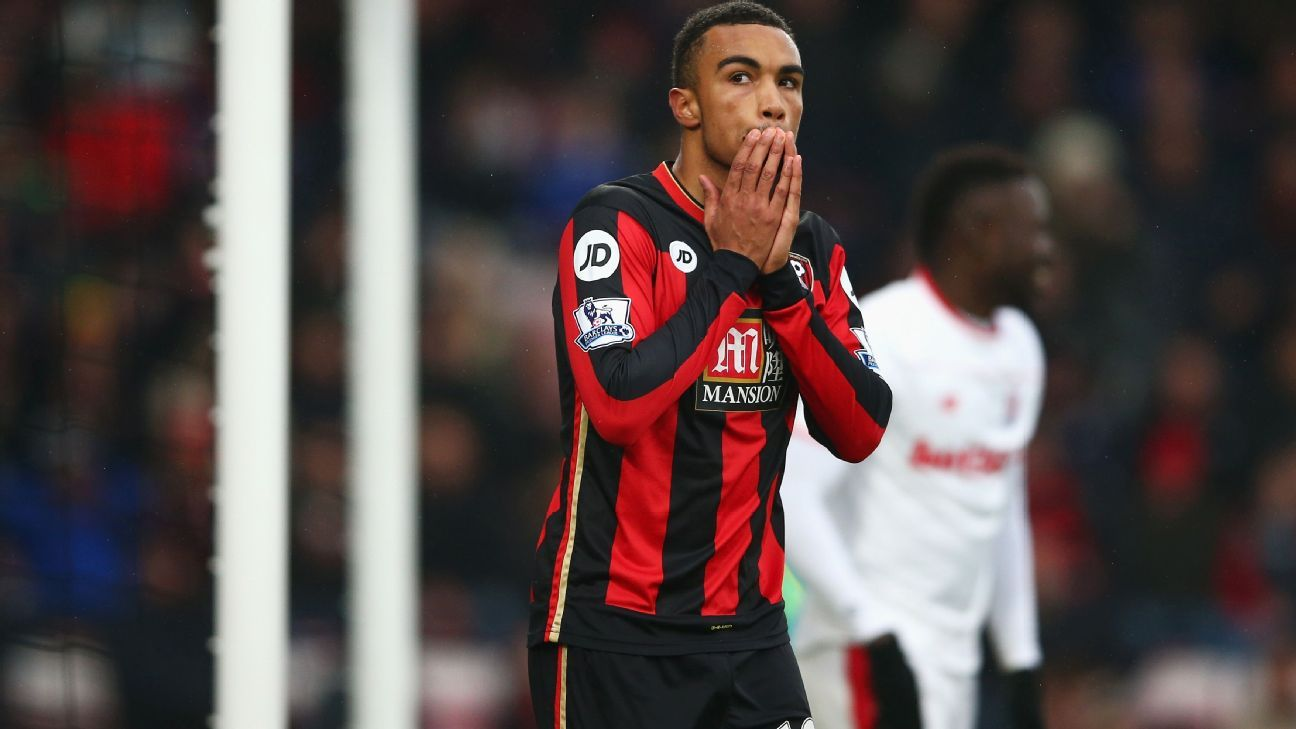 Junior Stanislas was plagued by errors in Saturday's 3-1 defeat to Stoke.