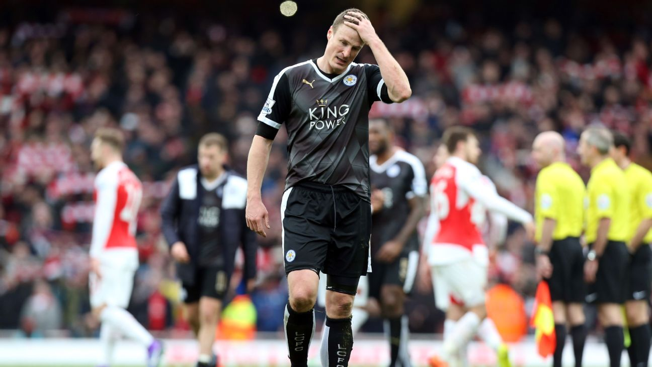 Leicester's title rivals will be eager to see if the Foxes can recover from their first dose of adversity.