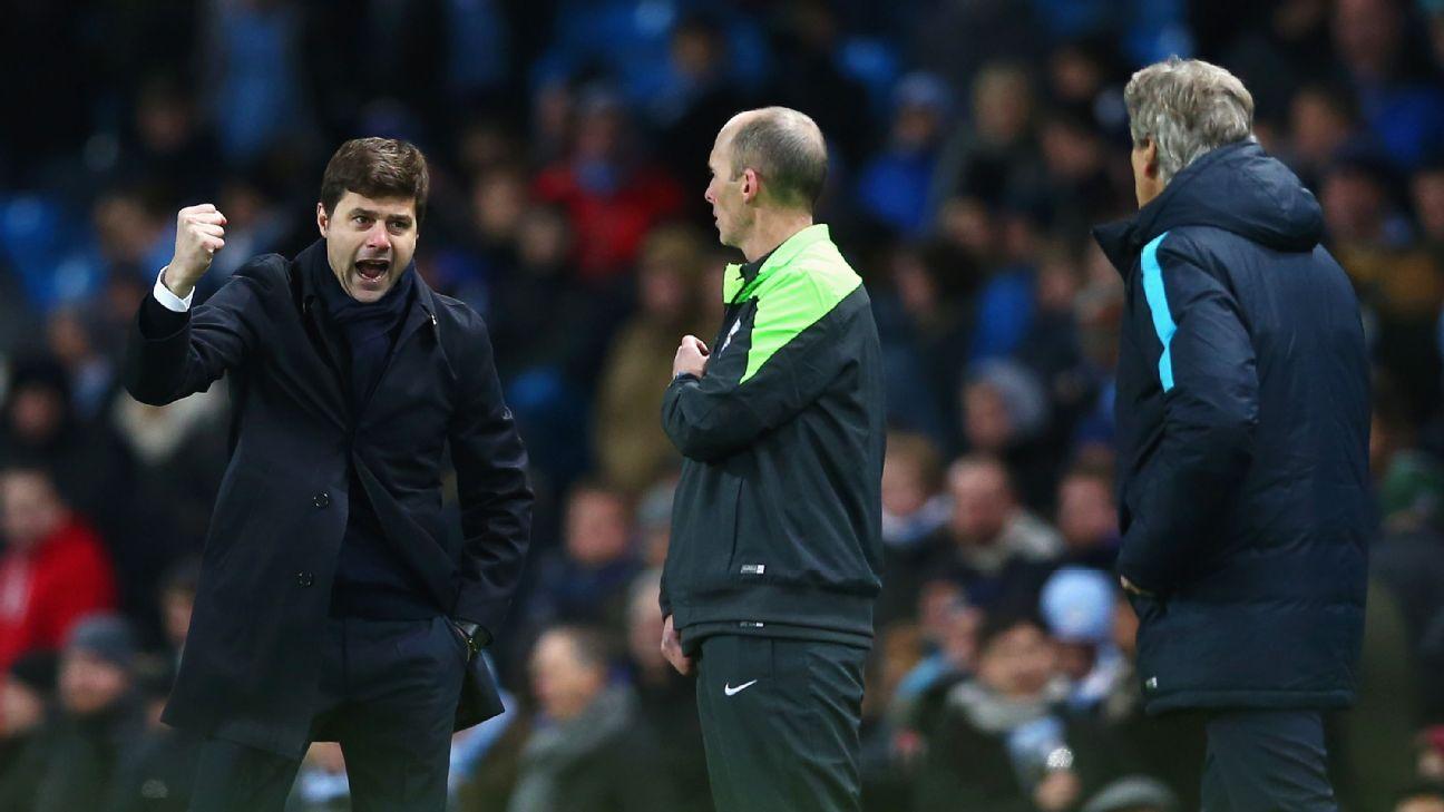 Mauricio Pochettino has Tottenham peaking right as the Premier League begins its run-in.