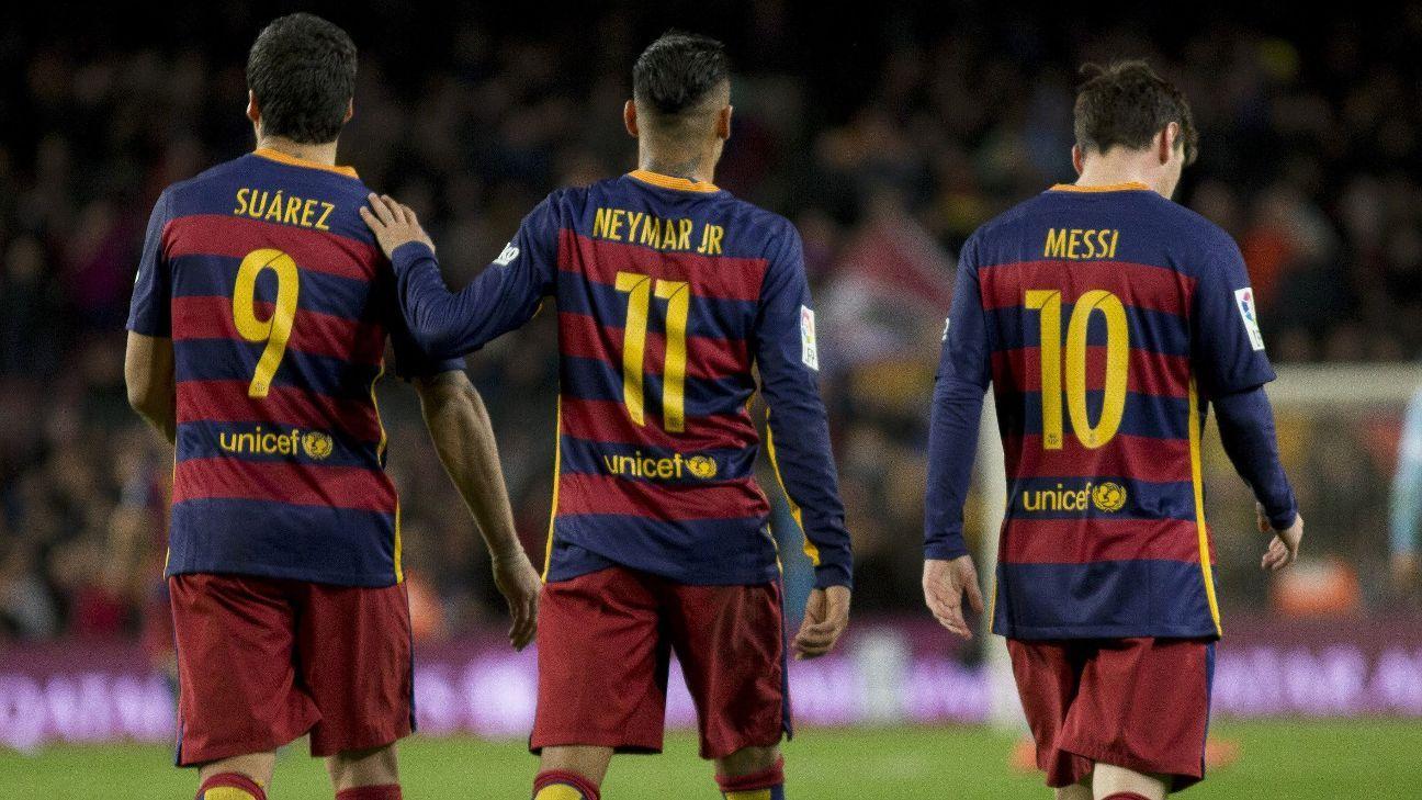 Messi Suarez and Neymar 'best friends in the world'- Rakitic - ESPN FC