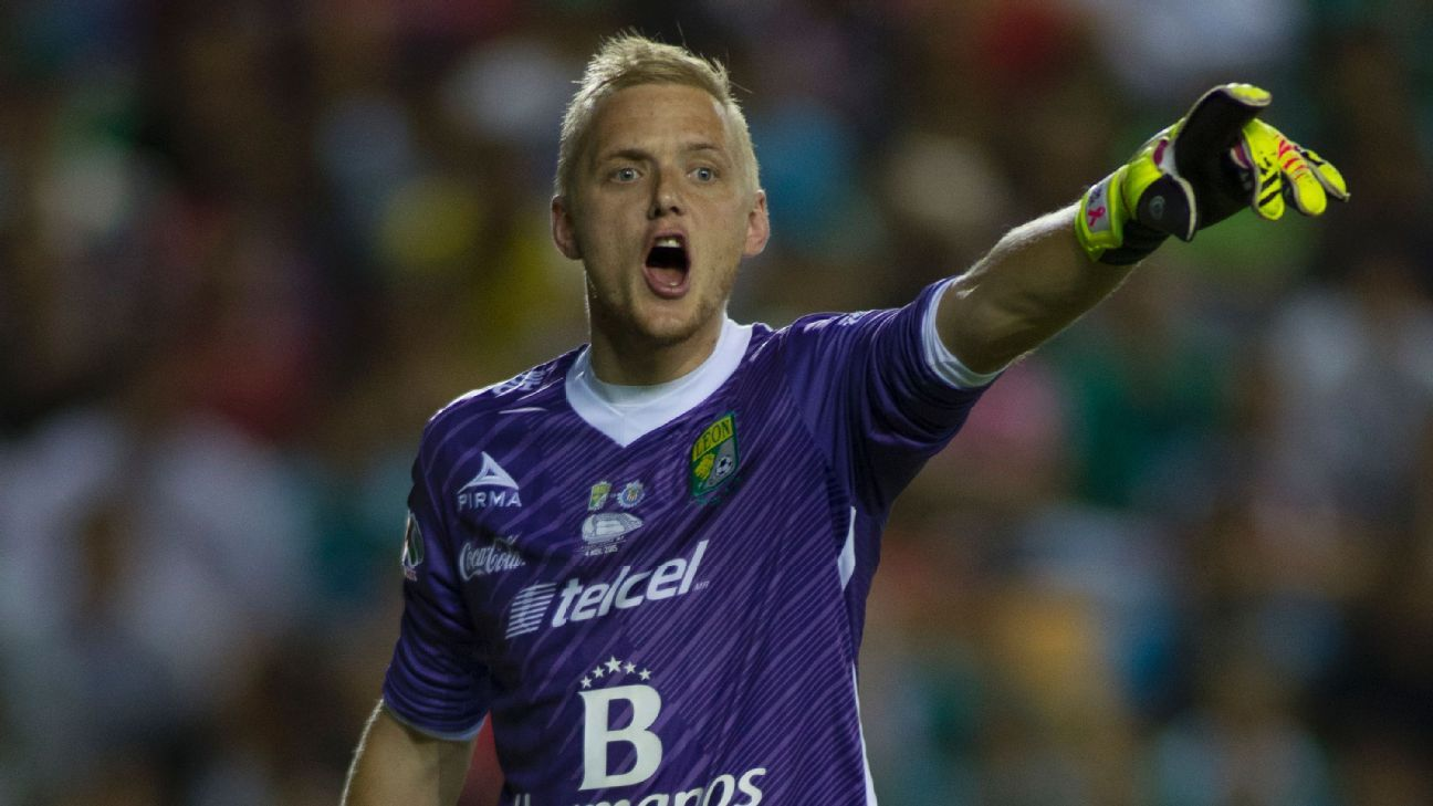 Goalkeeper William Yarbrough has earned back his starting spot at Leon and hopes to be part of the U.S. national team squad for next month's World Cup qualifiers.