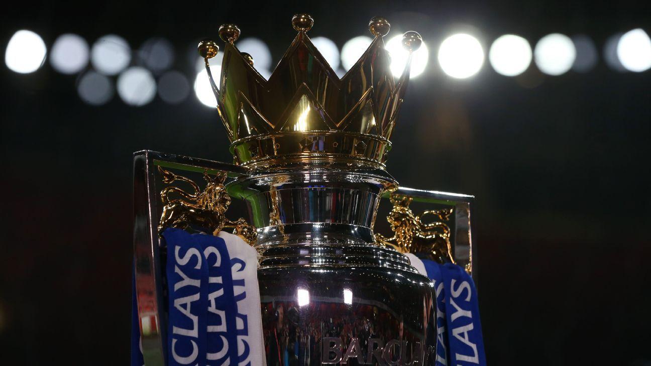 LIVE: Latest Premier League standings