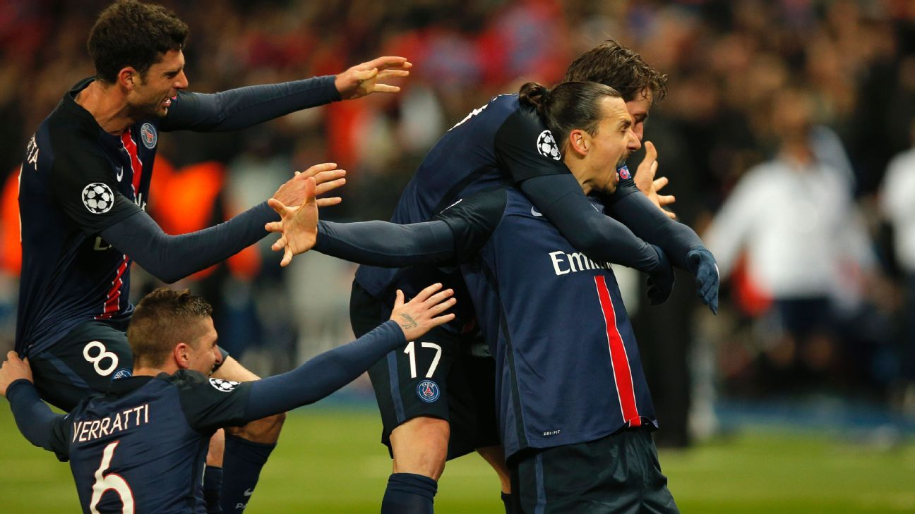 Elimination on Wednesday against Chelsea would be devastating for Zlatan Ibrahimovic and PSG.