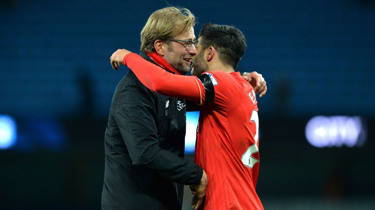 Emre Can desperate to win silverware with Liverool