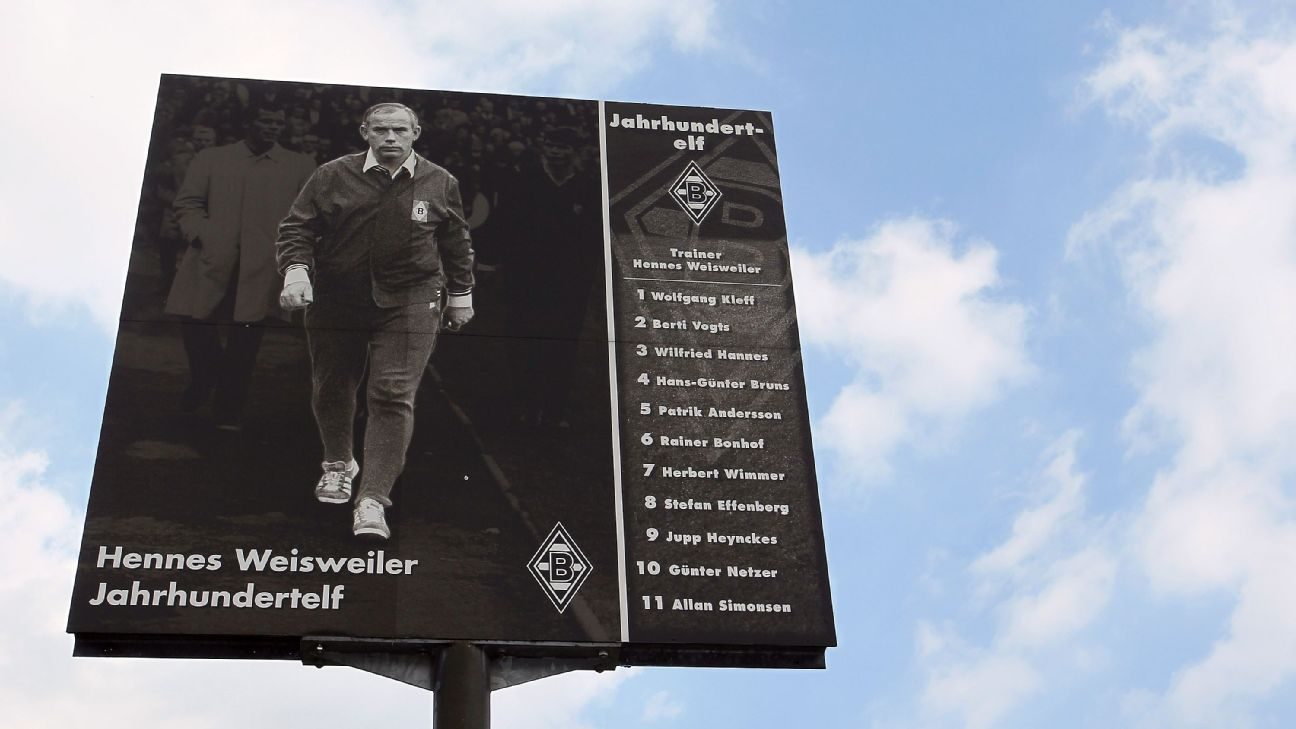 While Hennes Weisweiler managed both FC Koln and Borussia Monchengladbach, it was his arrival to the latter in 1964 that sparked the rivalry between the two clubs.